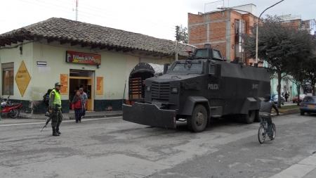 Ipiales - kurz vor der Grenze
