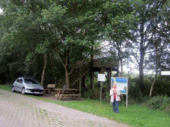 Parkplatz Neudorfer Moor
