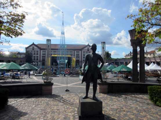 Pirmasens, Exerzierplatz