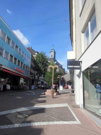 Pirmasens Innenstadt