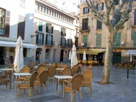 Plaza Palma de Mallorca