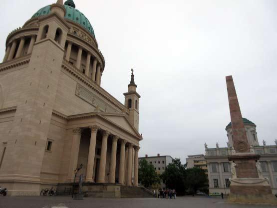 Der Dom St. Nikolai