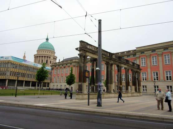 Das historische Zentrum