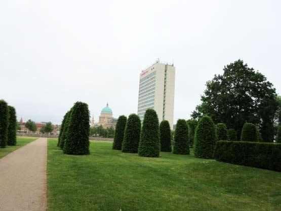 Lustgarten Potsdam