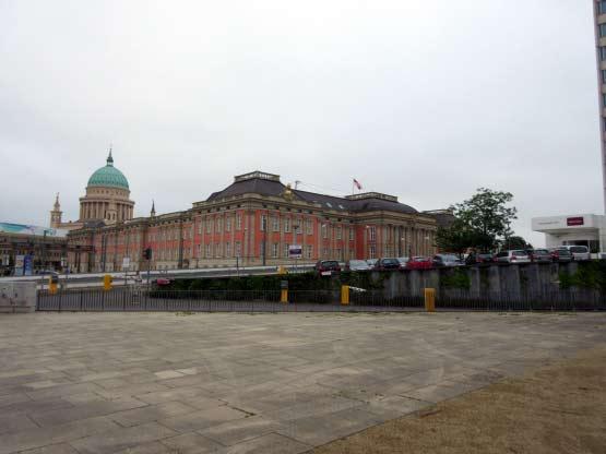 Der Landtag im Stadtschloss