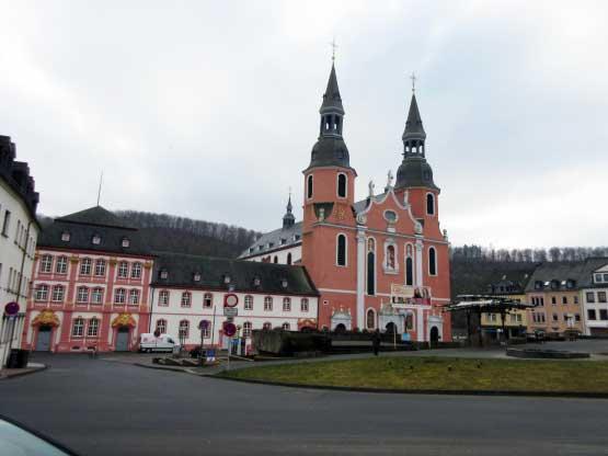 Prüm Abtei