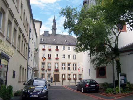 Rathaus Bitburg