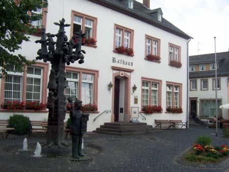 Rathaus Manderscheid