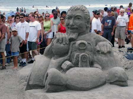 sand-statue