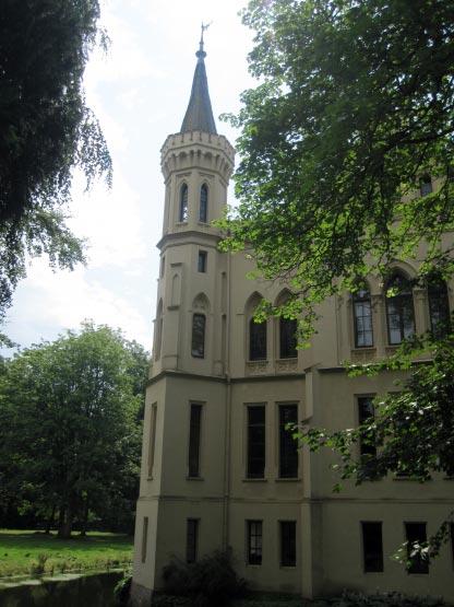 Schloss Evenburg, Leer, Teilansicht