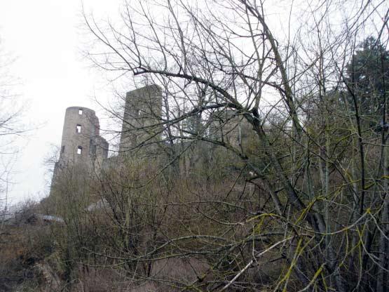 Ruine Schönecken