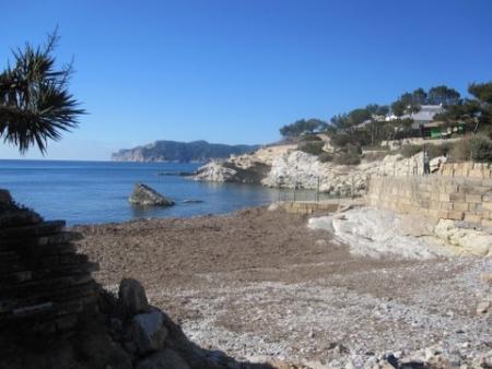 Strand Costa de la Calma