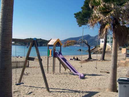 Strand Sant Elm