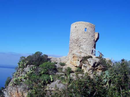 Turm Mirador d´es Verger