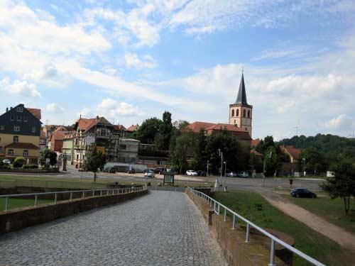 Vacha Altstadt