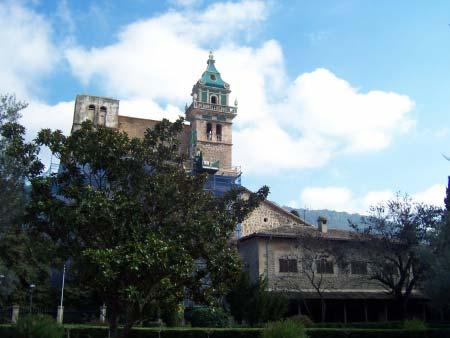 Valldemossa Kartaeuserkloster