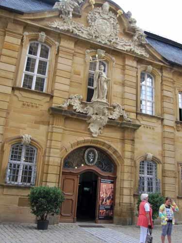 Informationszentrum Kloster Vierzehnheiligen