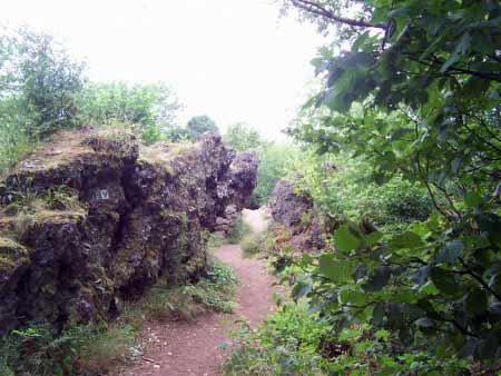 Vulkan Fernwanderweg