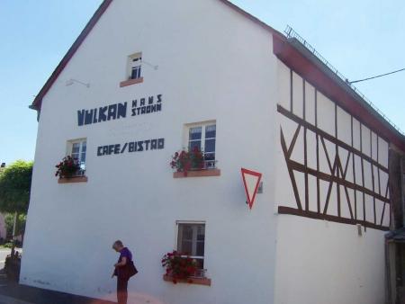 Vulkanhaus Cafe Museum