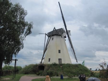 Wallwindmühle