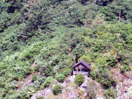 Wandern Aussichtspunkt Belvedere