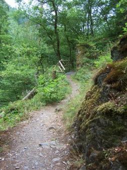 Wanderung Lieserpfad Eifel