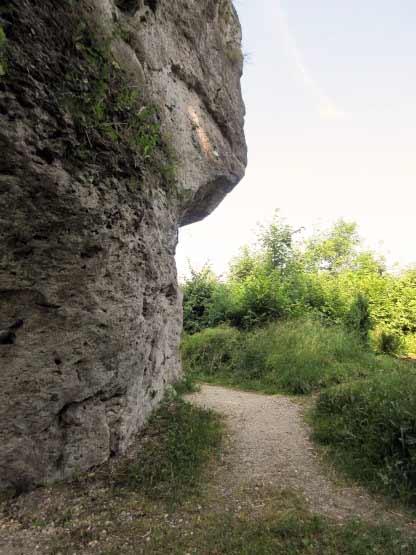 Wanderung am Steinhirt
