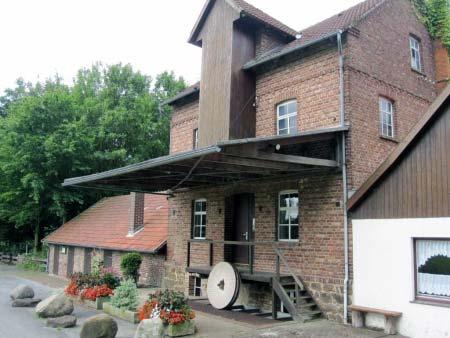 Wassermühle Bergkirchen