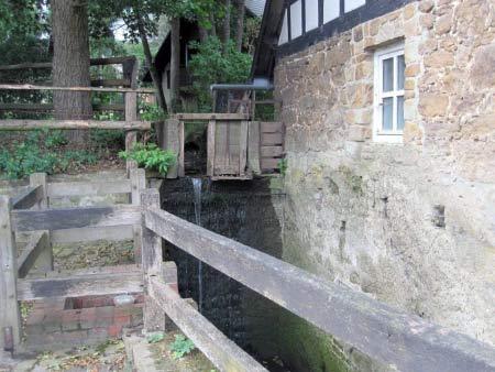 Wassermühle Eilhausen