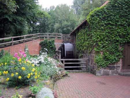 Wasserrad Bergkirchen