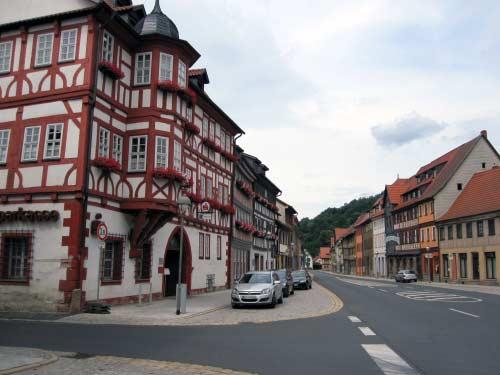 Wasungen Thüringen