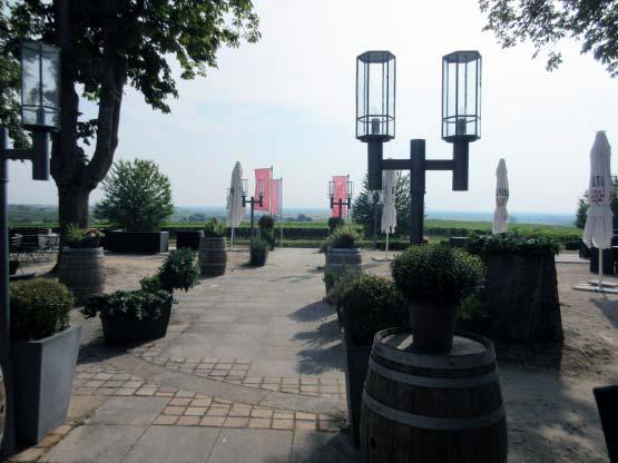 Weingarten am Weintor