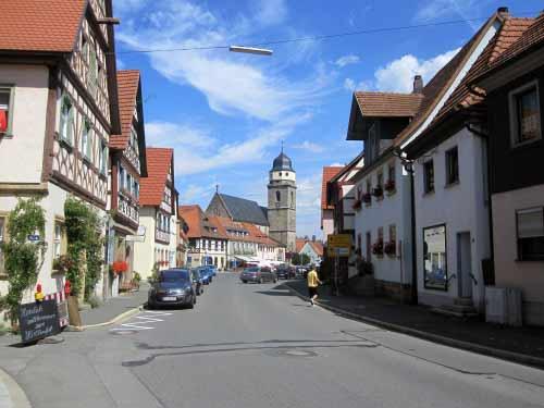 """Hauptstraße """"Am Markt"""""""