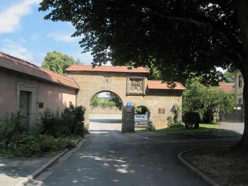 Tor zum Kastenhof