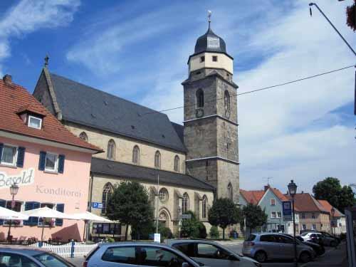Kirche in Weismain