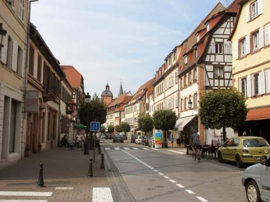 Wissembourg (Weißenburg)