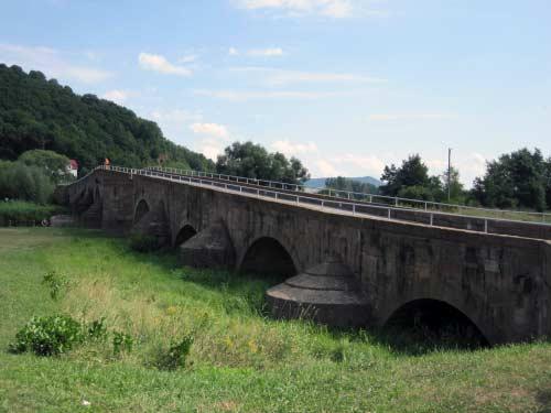 Werra - Brücke