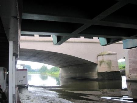 Weser Kanäle