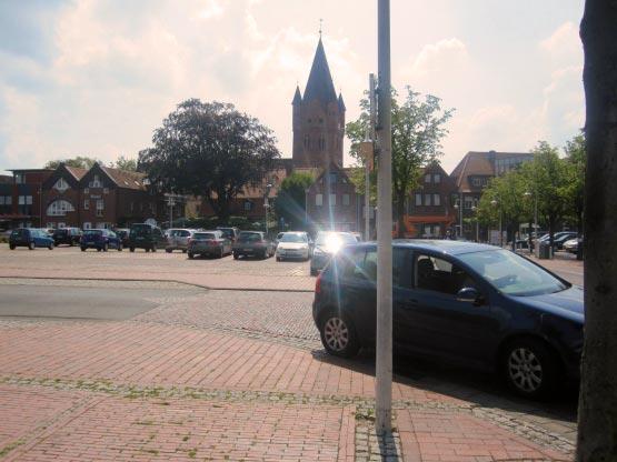 Parkplatz Westerstede