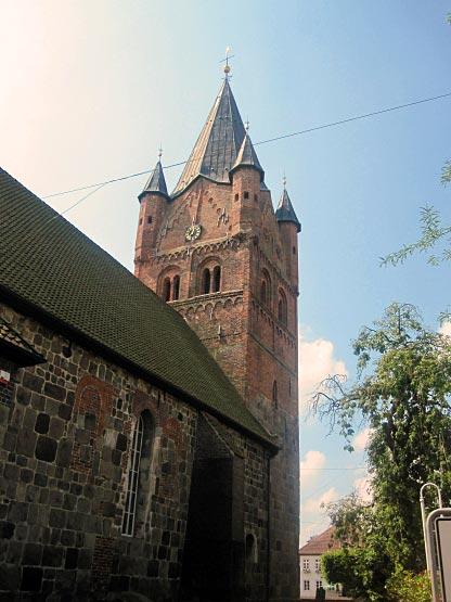 Westerstede St. Petri Kirche
