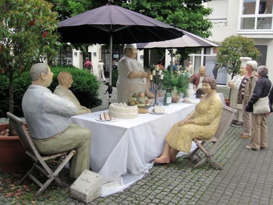 Figuren in Wiedenbrück
