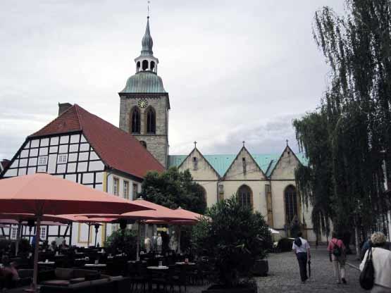 Pfarrkirche St. Aegidius, Wiedenbrück