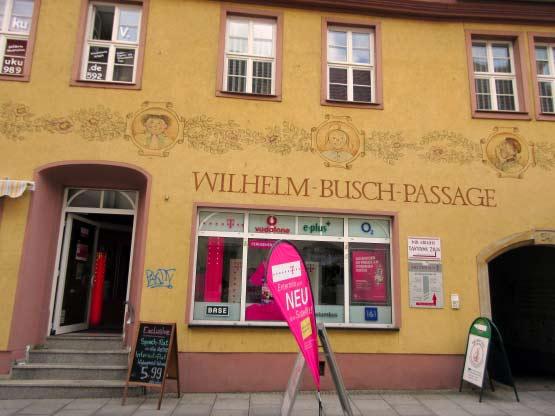 Wilhelm-Busch-Passage