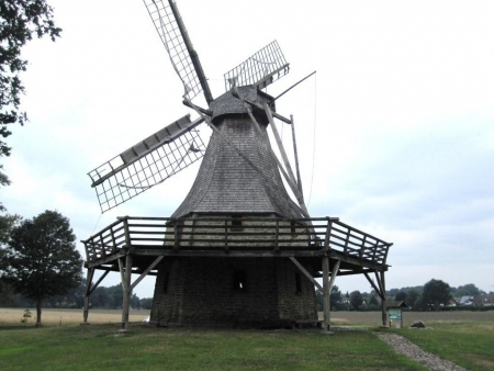 Windmühle Levern