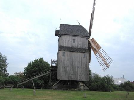 Windmühle Oppenwehe