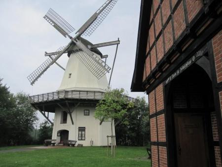 Windmühle Tonnenheide