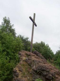 Windsborn Maar Gipfelkreuz
